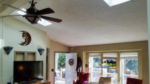 new installation Velux FCM skylight 26700-145622