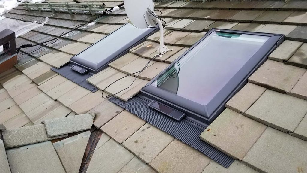 roof window to solar skylight 29896-164216