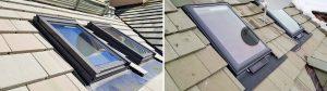 roof window to solar skylight 29896