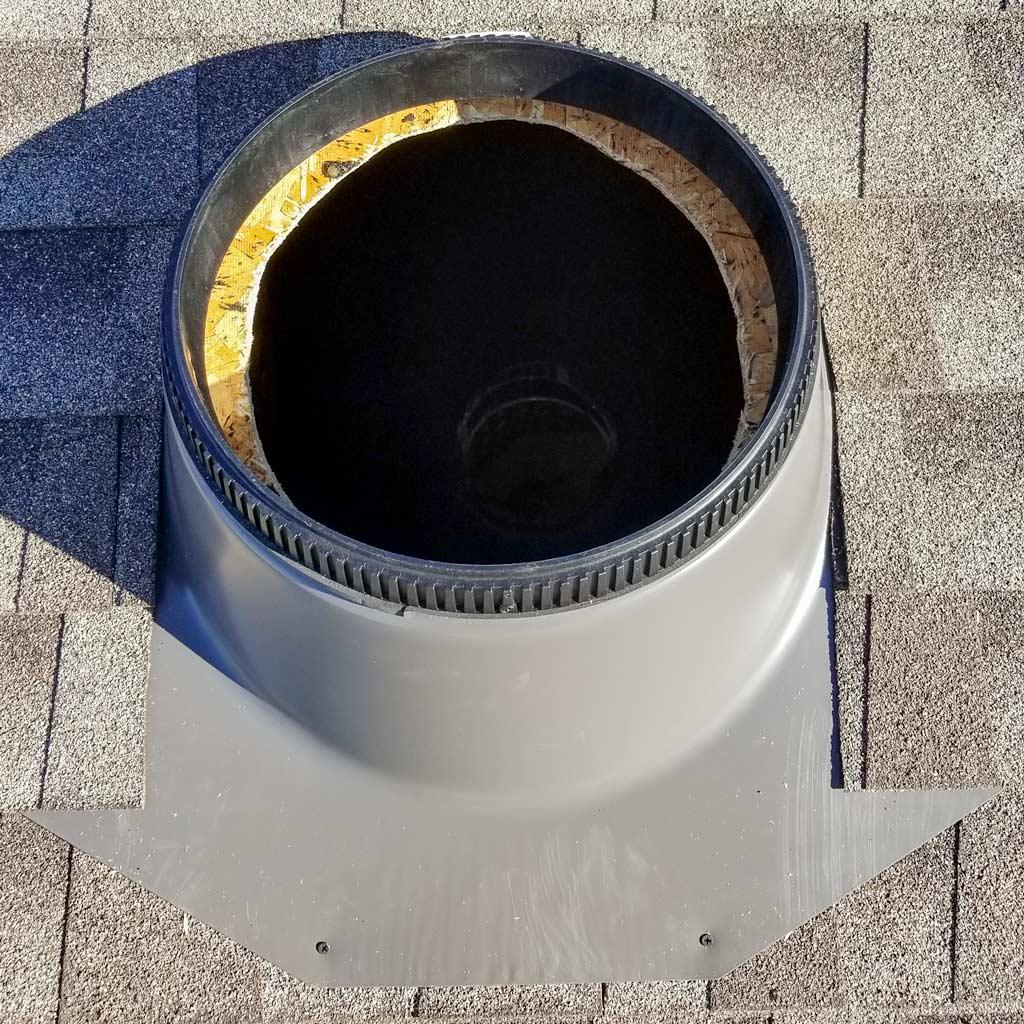skylights on snowy roof 30105-133719