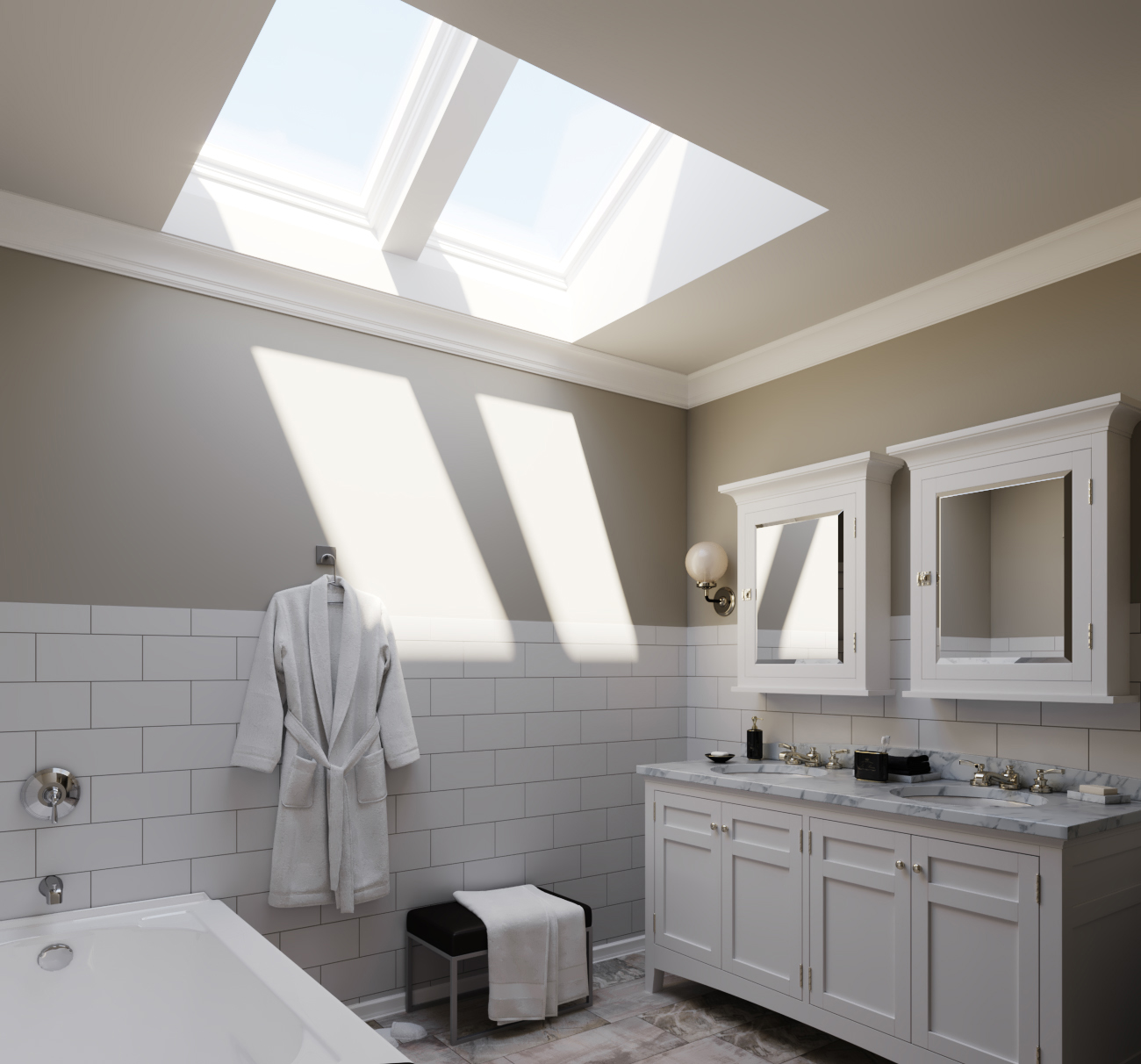Bathroom Daylight