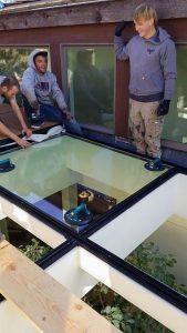 failed fiberglass to mags bar skylight 2260-cc-10