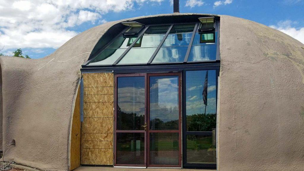 dome home skylight retrofit 14522-14
