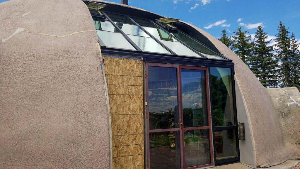 dome home skylight retrofit 14522-15