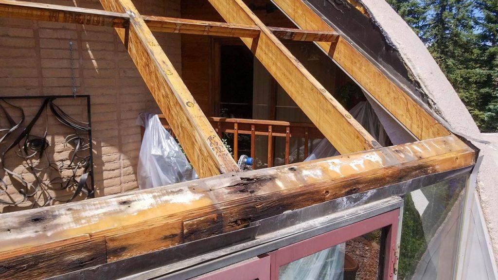 dome home skylight retrofit 14522-5