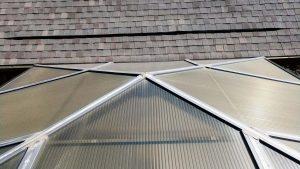 reglaze acrylic pyramid skylight 30654-4