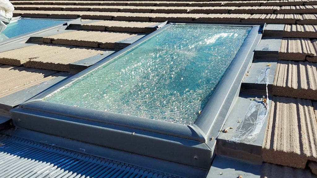 skylight glass replacement 19328-3