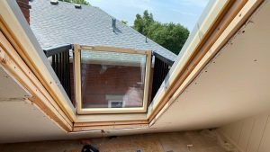 Velux Cabrio balcony skylight 31251-11a