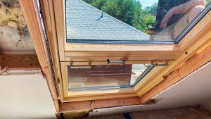 Velux Cabrio balcony skylight 31251-7