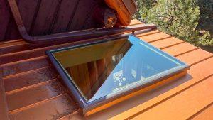 Velux custom fixed skylight 30702-7