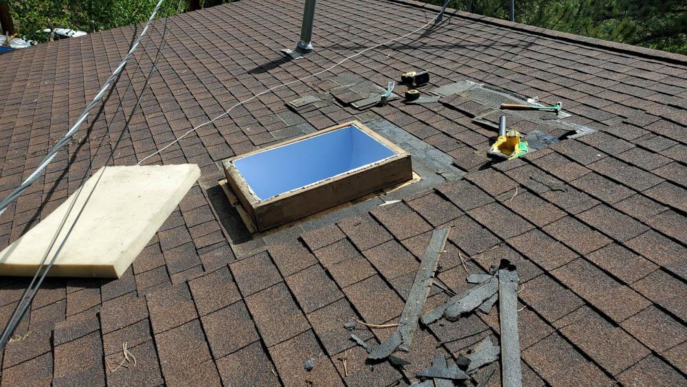 curb mount skylight-31435-2