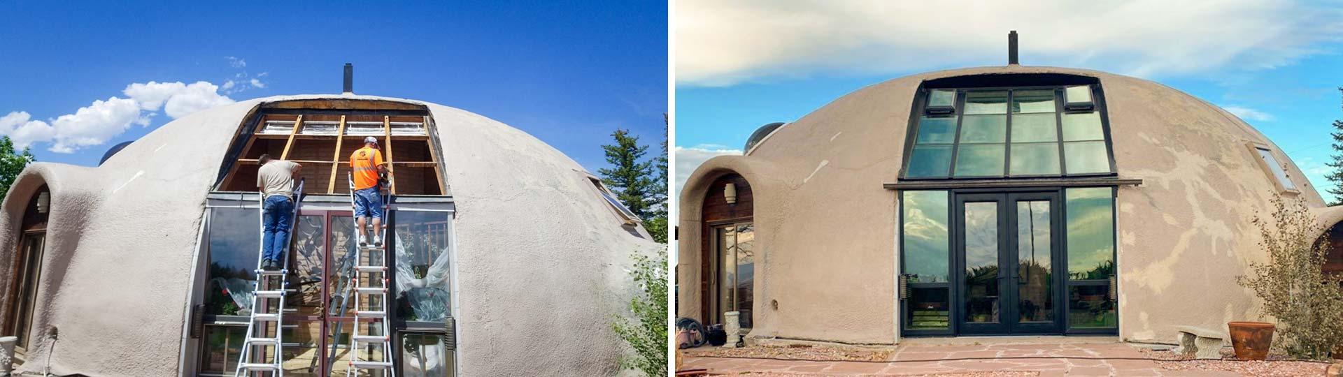 dome home skylight retrofit 14522 header