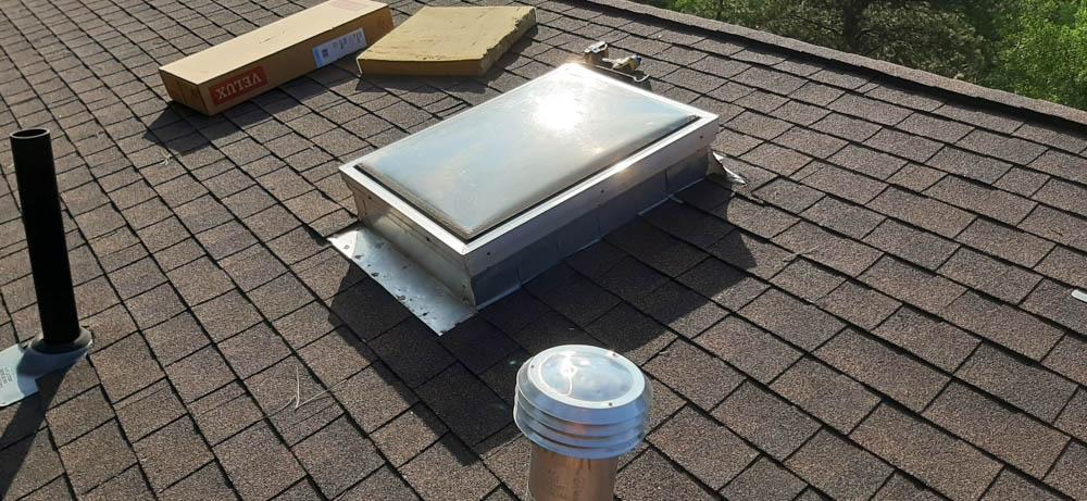 dome skylight 31435-1