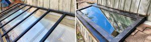 MAGS Bar kitchen skylight 5641 header