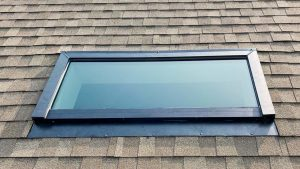 new installation MAGS Bar skylight 31275-10