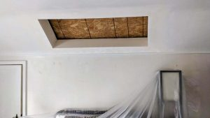 new installation MAGS Bar skylight 31275-3