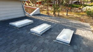 Evergreen CO skylight replacement 31309-2