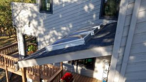 Evergreen CO skylight replacement 31309-8
