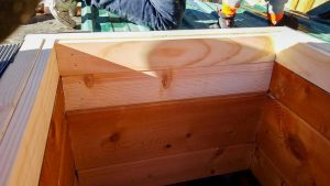 Frisco log home skylight replacement 31589-19