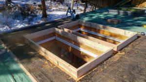 Frisco log home skylight replacement 31589-25