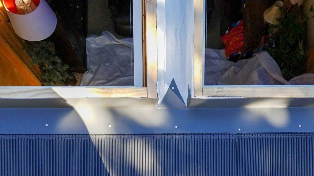 Frisco log home skylight replacement 31589-27