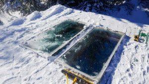 Frisco log home skylight replacement 31589-4