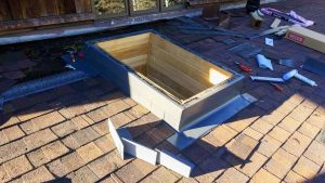 Vail CO skylight replacement 31502-7