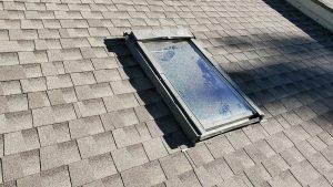 insurance claim skylight replacement 30114-9