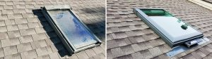iiinsurance claim skylight replacement 30114 header