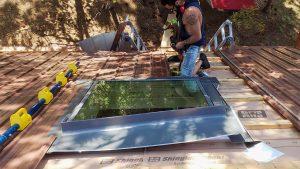new skylight metal roof 31466-14