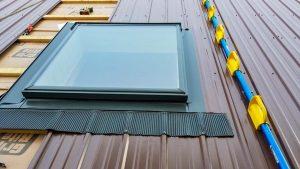 new skylight metal roof 31466-17