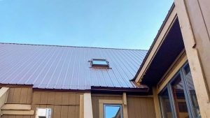 replace skylight metal roof 26062-1