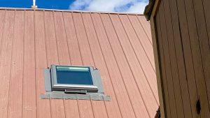 replace skylight metal roof 26062-14