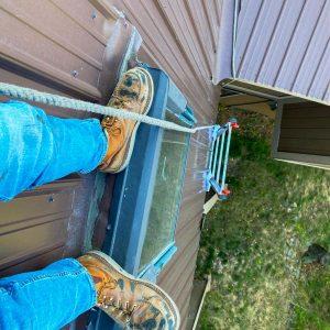 replace skylight metal roof 26062-2