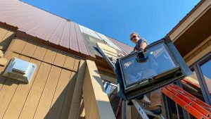 replace skylight metal roof 26062-5