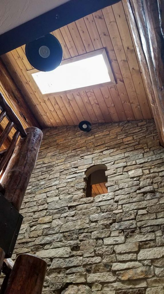 new installation Velux C12 skylight 29021-5