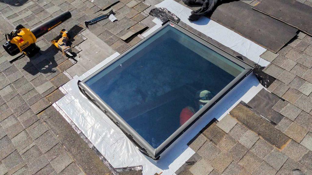 new VELUX FS S06 skylight 32150-6