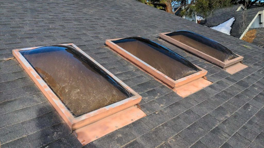 Velux FCM 2246 skylight replacement 32458-4
