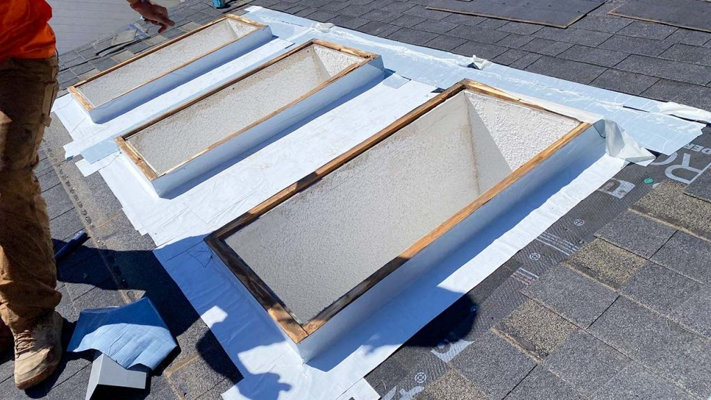 Velux FCM 2246 skylight replacement 32458-6