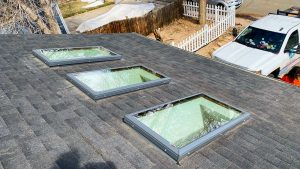 Velux FCM 2246 skylight replacement 32458-9
