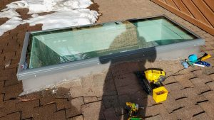Velux FCM skylight replacement 32228-12