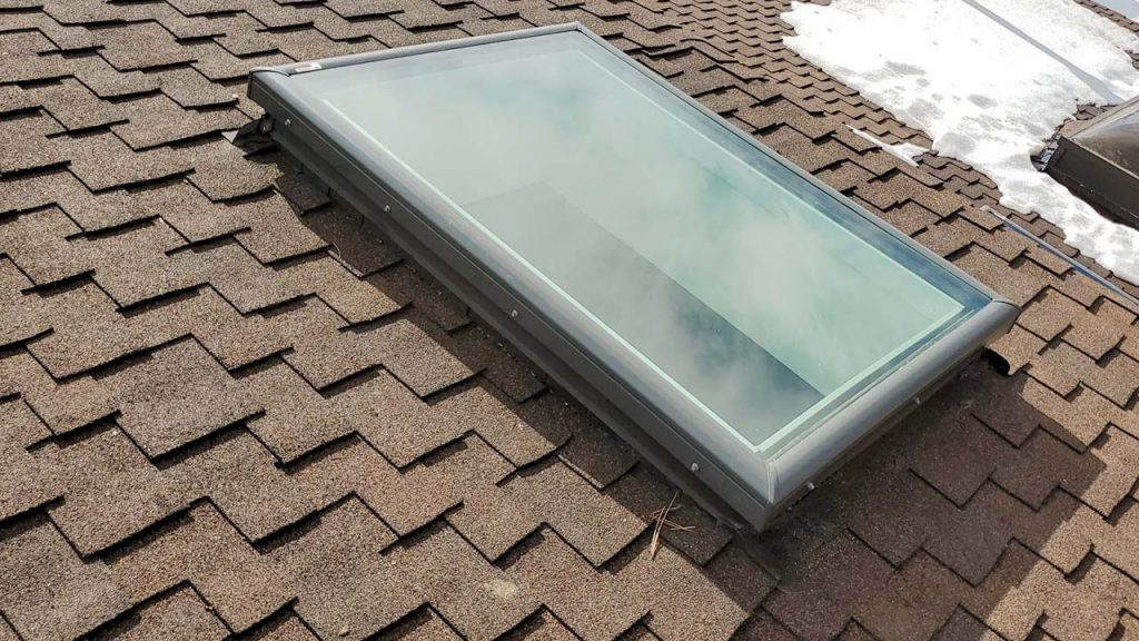 Velux FCM skylight replacement 32228-7