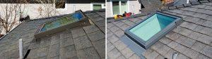 Velux FS C01 skylight replacement 32425 header