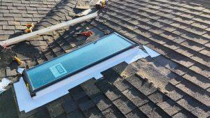 Velux FS C08 new install 32290-5