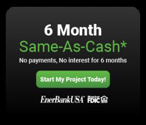 6 month same as cash