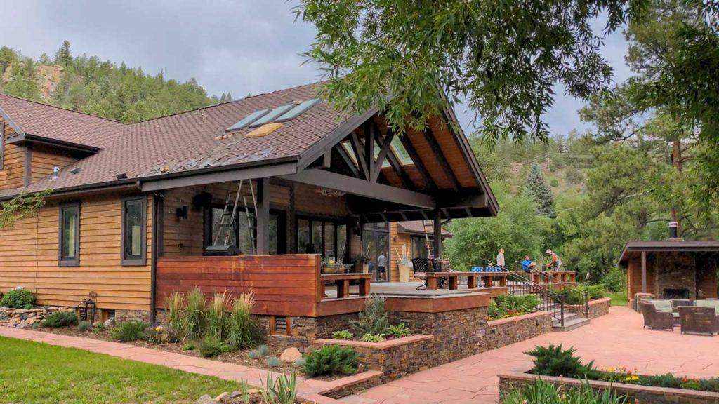 Velux deck mount patio 32932-12
