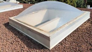 domes to Velux solar skylights 33100-1