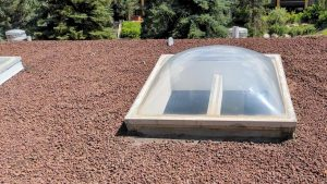domes to Velux solar skylights 33100-5