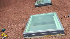 domes to Velux solar skylights 33100-7