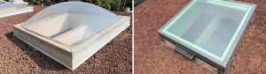 domes to Velux solar skylights 33100 header